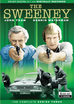 The Sweeney: Series Three, a Mystery TV Series