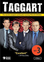 Taggart: Set Three, a Mystery TV Series