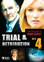 Trial &amp; Retribution: Set Four, a Mystery TV Series
