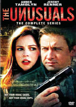 The Unusuals: The Complete Series, a Mystery TV Series