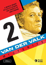 Van der Valk Mysteries: Set Two, a Mystery TV Series