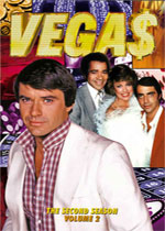 Vega$: Season Two (V2), a Mystery TV Series