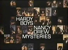 The Hardy Boys and Nancy Drew Mysteries