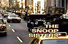 The Snoop Sisters